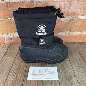 Kamik Frostfire 2 Winter Boots Toddler Size 8